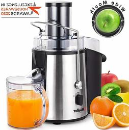 1100W Ultra Juicer Machine Electric Juice Extractor Press Ce