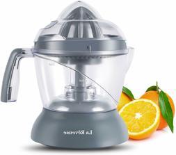 25oz 750ml electric citrus juicer for grapefruit