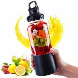 500ML Portable Blender Juicer Cup Bottle Fruit Mixing Machin