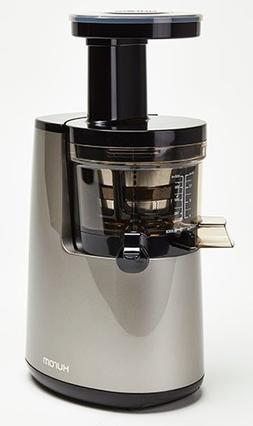 Hurom Premium Slow Juicer Model HU-700 Pearl White with Cook
