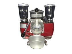 amore 3 in 1 juicer ice crusher