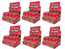 Stacker Energy Shots Berry Flavor 72pk 2oz. Zero Sugar Zero