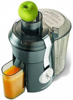 Hamilton Beach Big Mouth Juice Extractor Powerful 800 Watt M