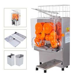 Commercial Electric Orange Squeezer Juice Extractor Lime Cit