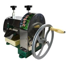 Intbuying Commercial Manual Sugarcane Juicer Machine Ginger