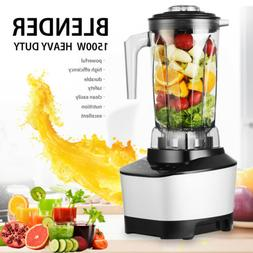 Commerical High-Speed Blender Mixer Juicer Food Smoothies wi