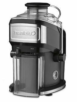 Cuisinart CJE-500FR Compact  Juice extractor One Size Black