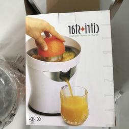 Electric Citristar Citrus Juicer Lemon Orange Fruit Juice Sq