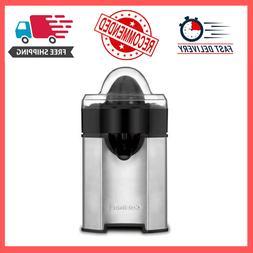 Cuisinart Electric Fruit Juicer Maker Press Pulp Control Squ