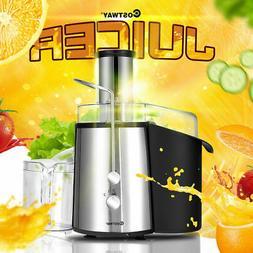 Electric Juicer Wide Mouth Fruit & Vegetable Centrifugal Jui