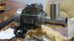 Electric screw juicer press for grape/tomatos/fruit/vegetabl