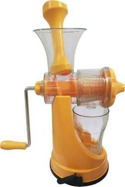 Apex Fruit Manual Hand Juicer for ORANGE POMEGRANATES GRAPES