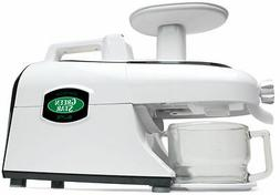 Tribest GSE-5000 Green Star Elite Wheatgrass & Fruit Juicer