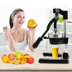 Hand Press Juicer Orange Squeezer Commercial Home Manual jui