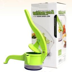 Easy Cooking Hand Press Manual Citrus Fruit Juicer New Squee