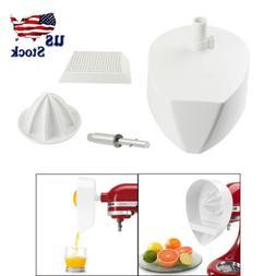 Juice Attachment For Kitchenaid JE Citrus Juicer Stand Mixer