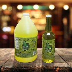 Smashed Pickle Juice Pickleback Shooter Dill Brine 1 Liter G