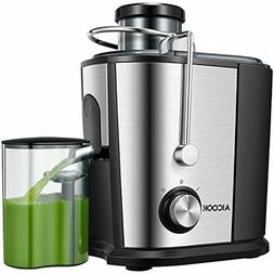 Juicer Centrifugal Commercial Wide Mouth Extractor Fruit Veg