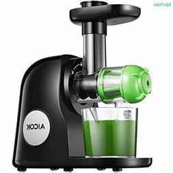 Juicer Machines, Aicok Slow Masticating Juicer Extractor Eas