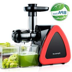 Juicer Machines Slow Masticating for Fruits and Vegetables Q
