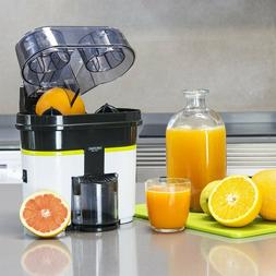 Juicer with Cutter of Fruit Citrus Turbo-Juicer of Double He