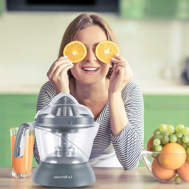 25oz/750ml Electric for Grapefruit Orange Lemon Lime Juice