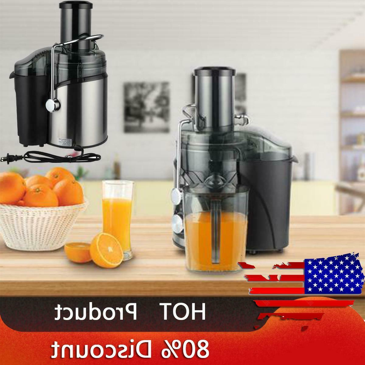 800w 1500ml electric juicer juice machines extractor