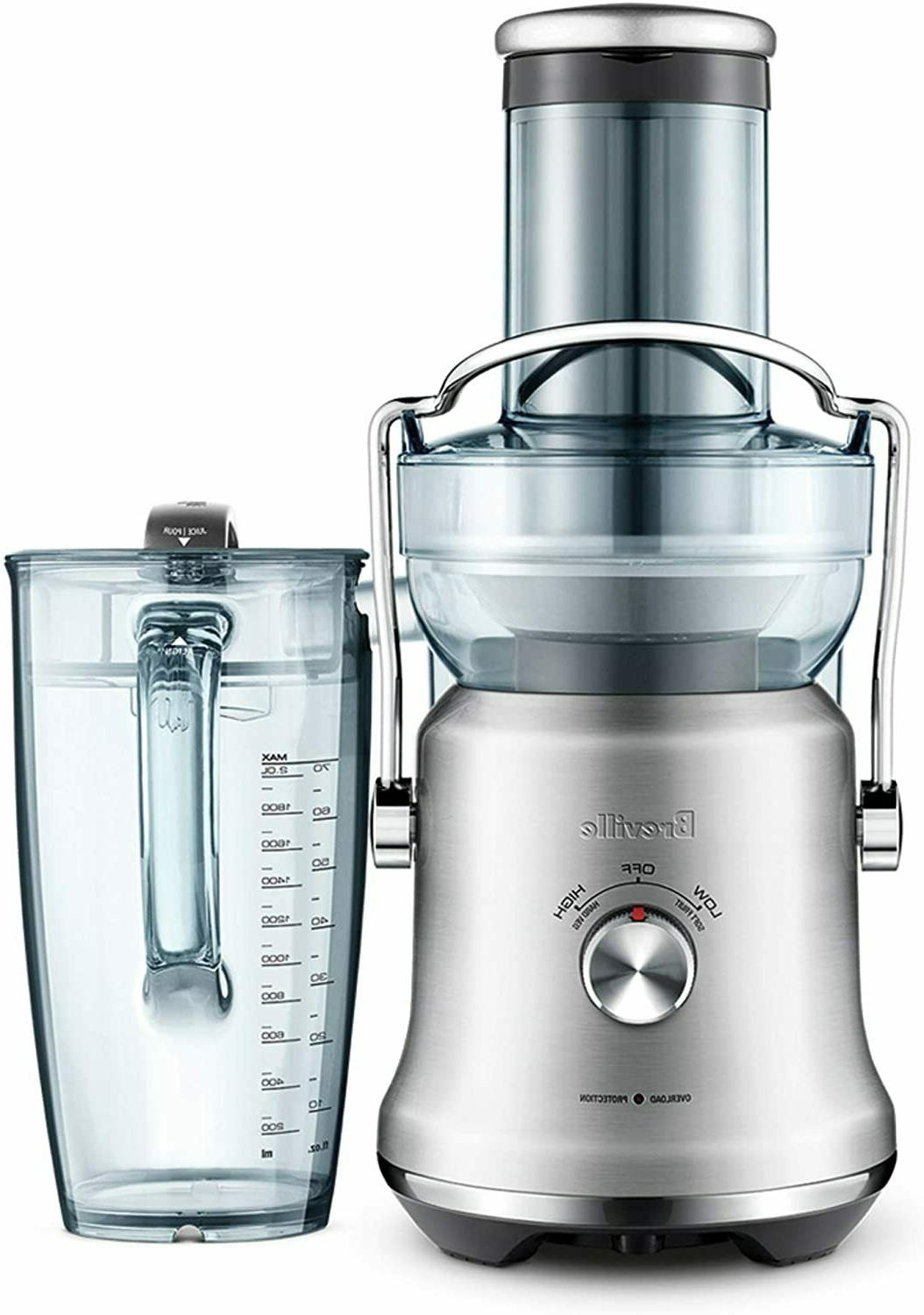 bje530bss1bus1 juicer the juice fountain cold xl