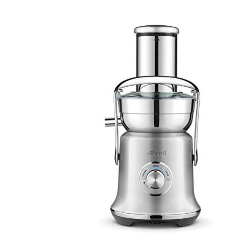 Breville BJE830BSS1BUS1 Juice Cold Brushed Steel Centrifugal