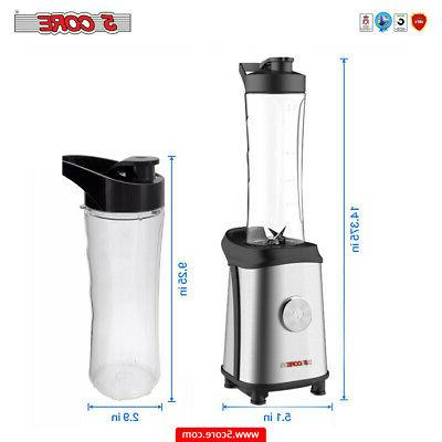 5Core Juicer Blender 2 Sport 300W