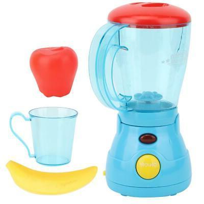 Children Simulation Home Appliance Juicer Mixer Bread Kitchen Cooking To