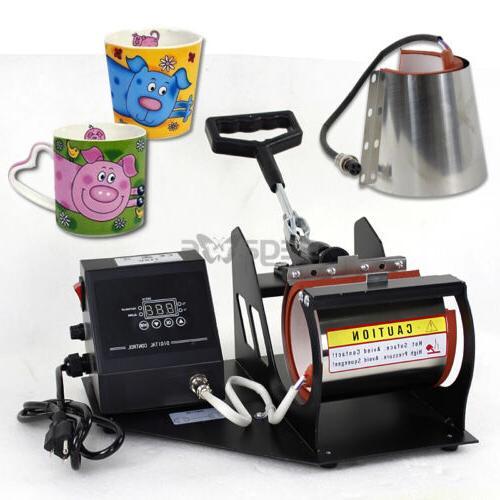 2in1 Mug Heat Printer