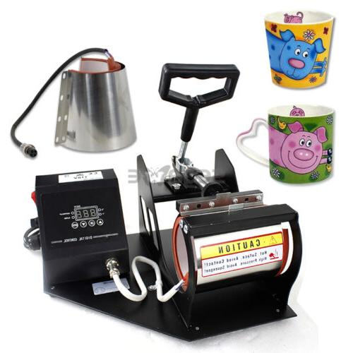 2in1 New Coffee Mug Printer Machine