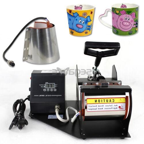 2in1 Mug Cup Printer Transfer