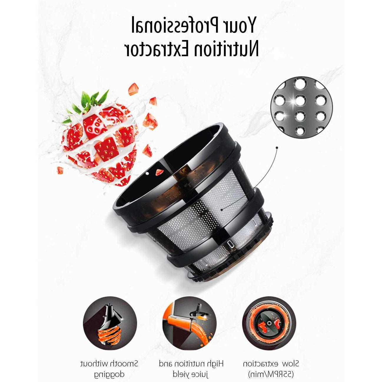 COMFEE' BPA Free Juicer Extractor Cream Maker Mint Green