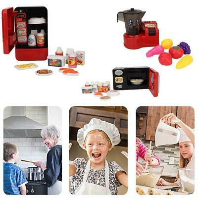 Educational Electric Kitchen Cooking Pretend Play Kids