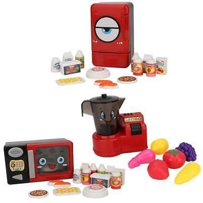 Educational Electric Kitchen Play Kids Toy