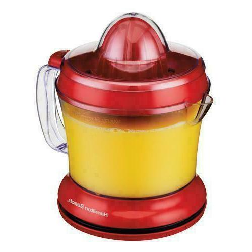 Electric Citrus Juicer Orange Fruit Lemon Squeezer Extractor
