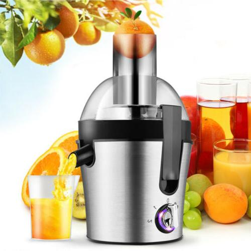 Juice and pulp Separation Extractor Machine Electric Citrus