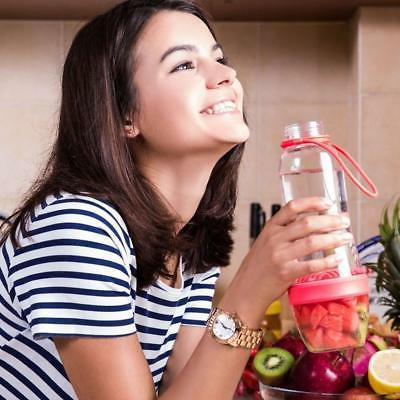 Fruit-Infusing Water Bottle & Juicer