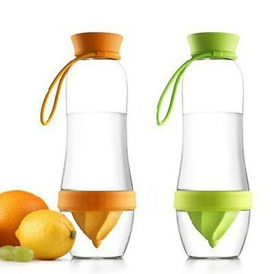 Fruit-Infusing Water Juicer - Orange