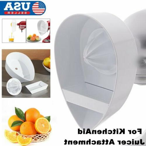 juice attachments for kitchenaid citrus juicer stand