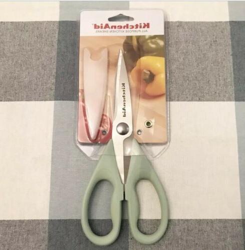 kitchen aid pistachio green kitchen shears scissors
