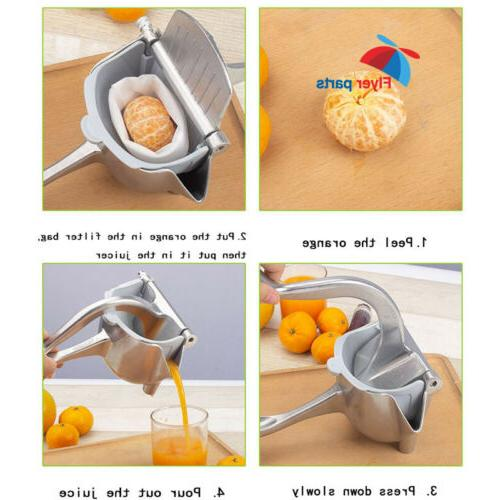 Kitchen Press Juice Orange