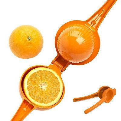lemon lime squeezer manual hand