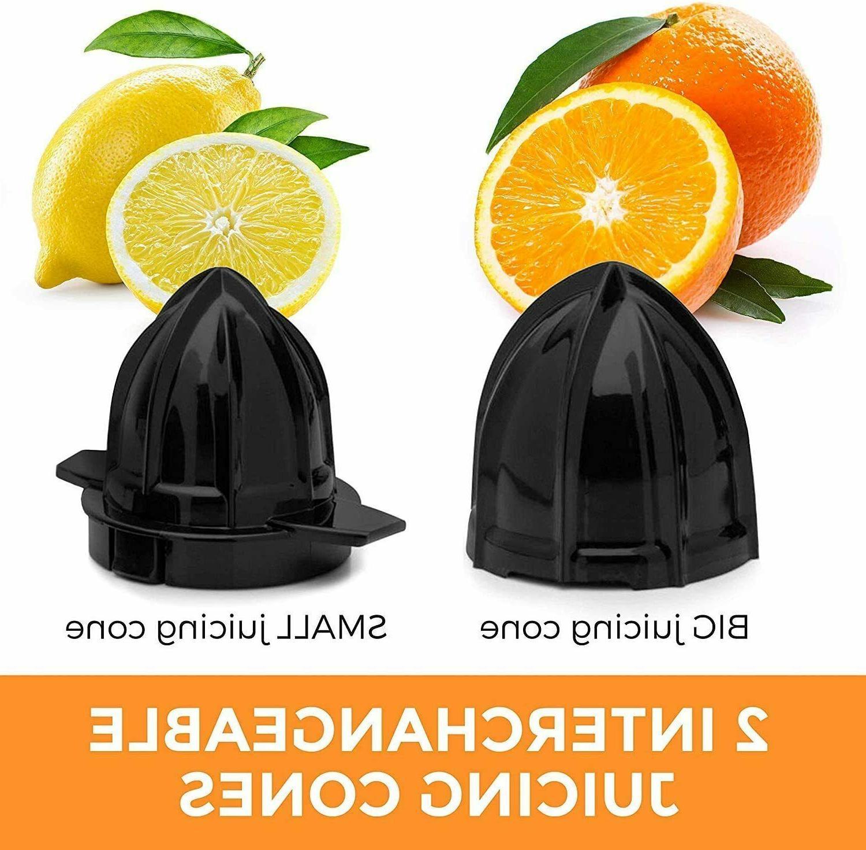 Lime/Lemon/Orange/Citrus Electric Juice