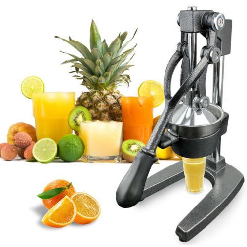 Premium Manual Orange Squeezer Press Stand