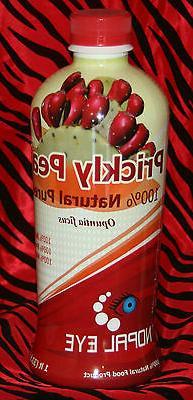 NOPAL CACTUS PRICKLY PEAR FRUIT JUICE PUREE - 100% NATURAL-N