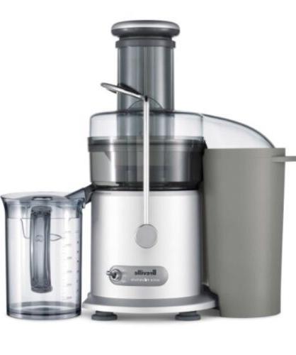 Silver Fruit Juicer Breville Healthy