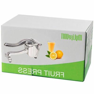 Commercial Manual Lemon Squeezer Juice Fruit Juicer